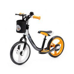 Παιδικό Ποδήλατο Ισορροπίας Με Αξεσουάρ KinderKraft Space Χρώματος Πορτοκαλί KKRSPACORA00AC