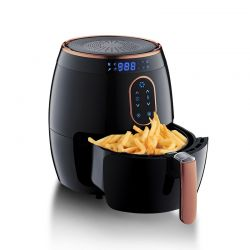 Ψηφιακή Φριτέζα 2.6 Lt 1350 W Air Fryer Berlinger Haus BH-9035