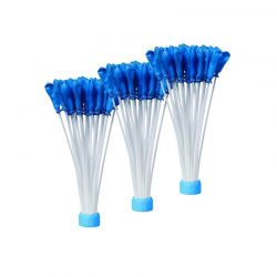 Σετ Μπαλόνια Νερού 120 τμχ Χρώματος Μπλε Hoppline HOP1000871-1