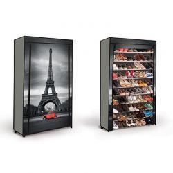Stand Αποθήκευσης 50 Ζευγαριών Παπουτσιών Paris SPM 30010050