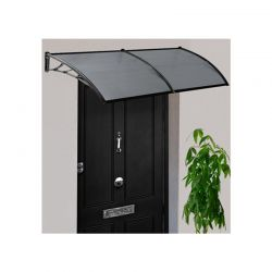 Διπλό Πλαστικό Κιόσκι - Τέντα Πόρτας Εισόδου 80 x 240 cm SPM 30060137
