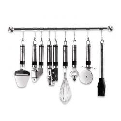 Σετ Εργαλεία Κουζίνας 8 τμχ με Επιτοίχια Βάση Berlinger Haus BH-1971