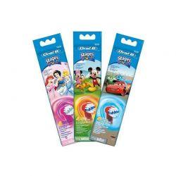 Ανταλλακτικά Βουρτσάκια για Οδοντόβουρτσες Oral-B Stages Power Cars 4 τμχ 4210201068341