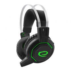 Ακουστικά με Μικρόφωνο για Gamers και 7.1 Surround Sound Esperanza Iceman EGH7000