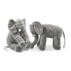 Μαξιλάρι Ελέφαντας Χρώματος Γκρι Medium VL3458