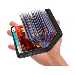 Πορτοφόλι με Προστασία RFID SPM RFIDBlockCardWallet