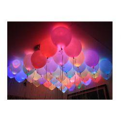 Σετ Μπαλόνια με LED Φωτισμό 5 τμχ SPM LEDBalloonWAKA