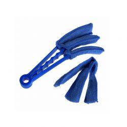Βούρτσα Καθαρισμού Μικροϊνών για Περσίδες και Παντζούρια Χρώματος Μπλε SPM BlindCleaner-BLUE