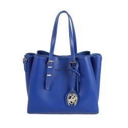 Γυναικεία Τσάντα Χειρός Χρώματος Μπλε Beverly Hills Polo Club 602 657BHP05557