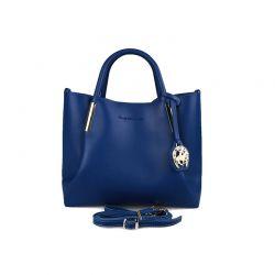 Γυναικεία Τσάντα Χειρός Χρώματος Μπλε Beverly Hills Polo Club 701 657BHP0604