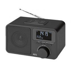 Ραδιορολόι - Ξυπνητήρι με Δέκτη DAB+ AEG MRC4148