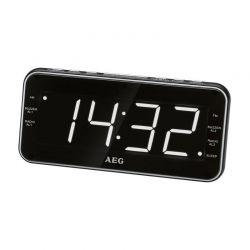 Ραδιορολόι - Ξυπνητήρι με οθόνη LED AEG MRC4157