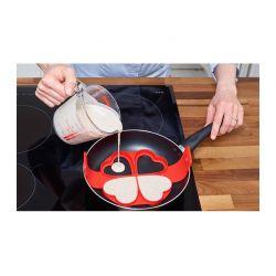 Φόρμα Σιλικόνης για Pancakes σε Σχήμα Καρδιά SPM SilicPancakeHEART