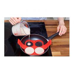 Φόρμα Σιλικόνης για Pancakes σε Σχήμα Στρογγυλό SPM SilicPancakeROUND