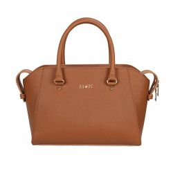 Γυναικεία Τσάντα Χειρός Χρώματος Καφέ Beverly Hills Polo Club 981 657BHP0534