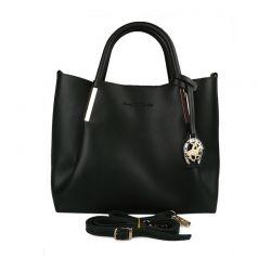 Γυναικεία Τσάντα Χειρός Χρώματος Πράσινο Beverly Hills Polo Club 701 657BHP0608