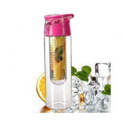 Μπουκάλι Fruit Infuser Χρώματος Ροζ SPM FruitSpout-PINK