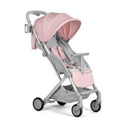 Παιδικό Καρότσι Χρώματος Ροζ KinderKraft Pilot