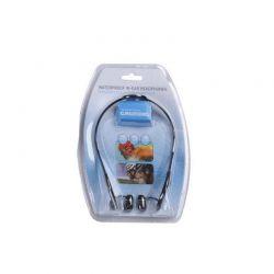 Αδιάβροχα Ενδώτια Ακουστικά Χρώματος Μαύρο Grundig 51606