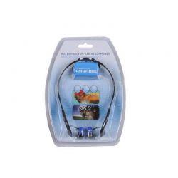 Αδιάβροχα Ενδώτια Ακουστικά Χρώματος Μπλε Grundig 51606