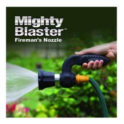 Ακροφύσιο Ψεκασμού για Λάστιχο Νερού Mighty Blaster SPM D178