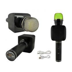 Ασύρματο Μικρόφωνο Καραόκε Bluetooth με Ενσωματωμένο Ηχείο SPM 5864