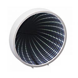 Διακοσμητικό 3D LED Φωτιστικό Καθρέπτης Grundig 13260
