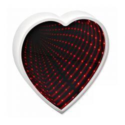 Διακοσμητικό 3D LED Φωτιστικό Καθρέπτης Grundig 13261
