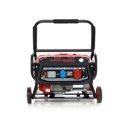Φορητή Τριφασική Ηλεκτρογεννήτρια Βενζίνης 3000 W 12/230/380 V Kraft&Dele KD-139