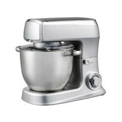 Κουζινομηχανή 2100 W Χρώματος Ασημί Royalty Line RL-PKM2100 SILVER