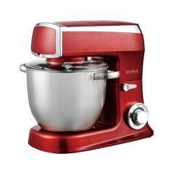 Κουζινομηχανή 2100 W Χρώματος Κόκκινο Royalty Line RL-PKM2100 RED