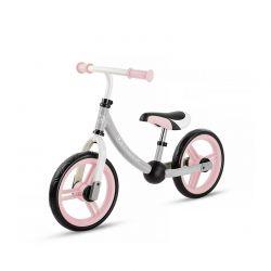 Παιδικό Ποδήλατο Ισορροπίας KinderKraft 2Way Next 2018 Χρώματος Γκρι
