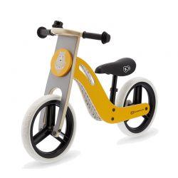 Παιδικό Ποδήλατο Ισορροπίας KinderKraft Uniq Χρώματος Κίτρινο KKRUNIQHNY0000