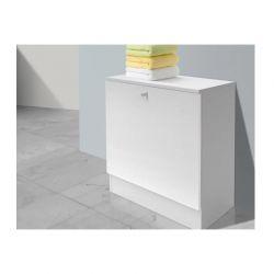 Ντουλάπι Απλύτων 60 x 26.5 x 53 cm Χρώματος Λευκό SPM 30090045