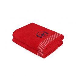 Σετ με 2 Πετσέτες Προσώπου 50 x 90 cm Beverly Hills Polo Club 355BHP2226