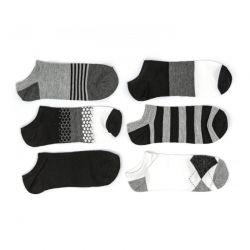 Σετ Ανδρικές Χαμηλές Κάλτσες 12 Ζευγάρια 40 - 46 MWS15756