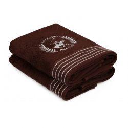 Σετ με 2 Πετσέτες Προσώπου 50 x 90 cm Beverly Hills Polo Club 355BHP1240