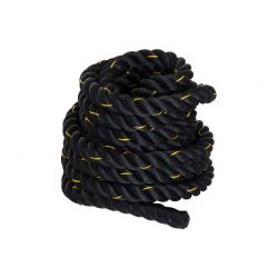 Σχοινί Προπόνησης CrossFit Battle Rope Polyester 9 m HOMCOM A93-019