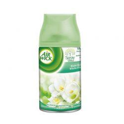 Ανταλλακτικό Αρωματικό Σπρέι Χώρου Freshmatic White Flowers Airwick 250 ml Airwick_WhiteFlowers