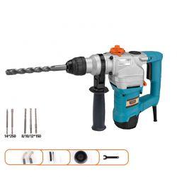 Ηλεκτρικό Κρουστικό Δράπανο και Σκαπτικό 1100 W i-Tools Z1C-DS-28K-1