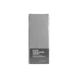 Σετ 4 Υπέρδιπλα Σεντόνια Jersey Ξενοδοχειακής Ποιότητας 5 Αστέρων 160 x 200 cm Χρώματος Γκρι SleepTime 8719831792085