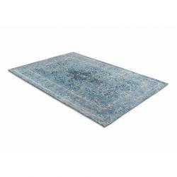 Χαλί 140 x 200 cm Χωρίς Πέλος Medaillon Χρώματος Μπλε - Γκρι Lifa-Living 8719831795314