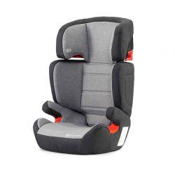 Παιδικό Κάθισμα Αυτοκινήτου Χρώματος Γκρι για Παιδιά 15-36 Kg Kinderkraft Junior Fix IsoFix