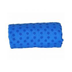 Πετσέτα Γιόγκα με Θήκη Μεταφοράς Χρώματος Μπλε Hoppline HOP1000973-1