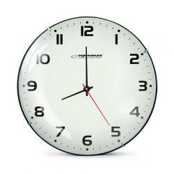 Ρολόι Τοίχου Χρώματος Λευκό Esperanza San Francisco EHC018F