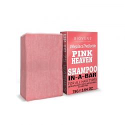 Σαμπουάν σε Μπάρα Biovene Pink Heaven BV-BAR1