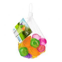Επαναχρησιμοποιούμενα Παγάκια σε Σχέδιο Φρούτων 20 τμχ SPM DYN-EFGHS027