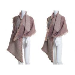 Γυναικεία Πασμίνα Χρώματος Ροζ SPM DYN-Scarf PNK