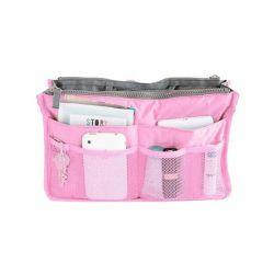 Organizer Τσάντας και Καλλυντικών Χρώματος Ροζ SPM HandbagOrg-PNK