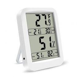 Ψηφιακό Θερμόμετρο - Υγρόμετρο Εσωτερικού Χώρου SPM DB5443